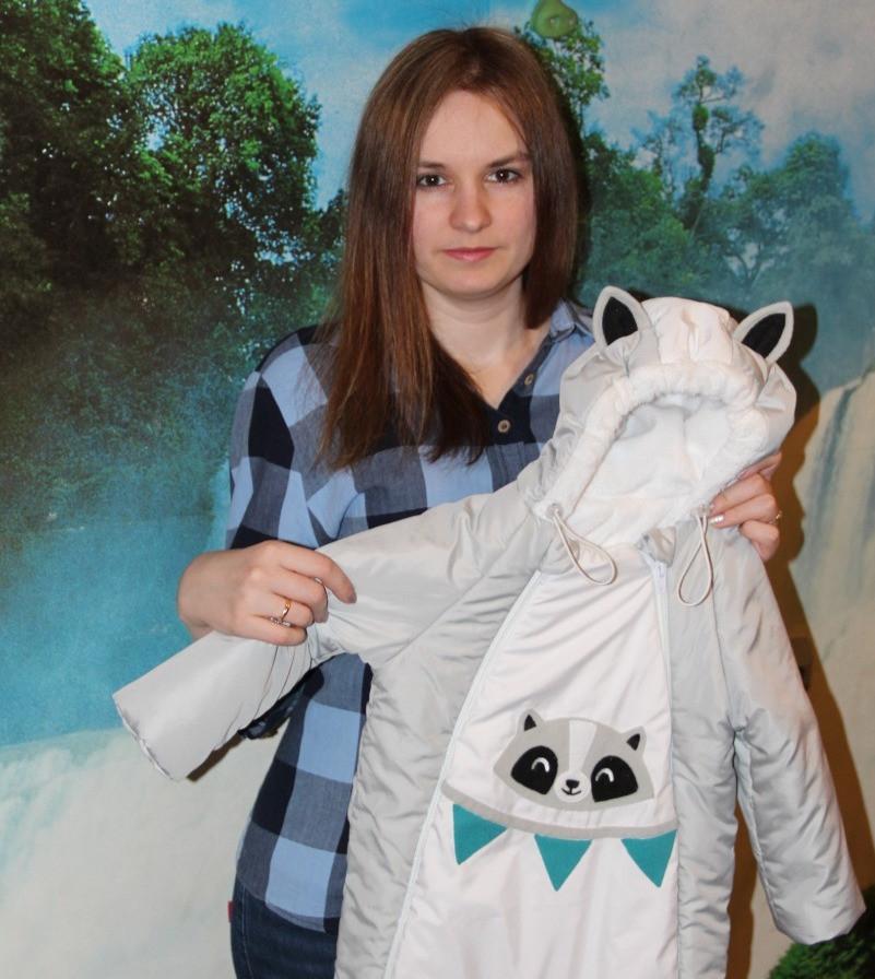Анастасия Голубева работает с 15 фабриками