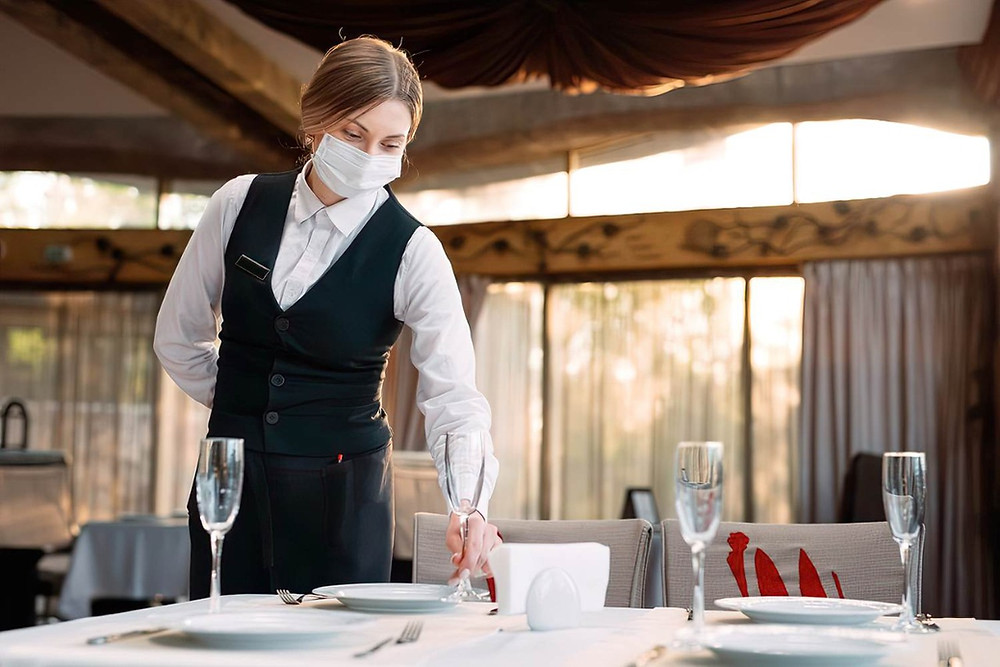 В ресторанах гостиниц постояльцы могут поесть, не предъявляя qr-кода