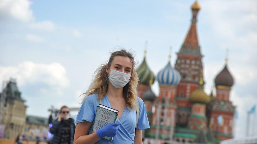 Носить маски в Москве по-прежнему нужно.