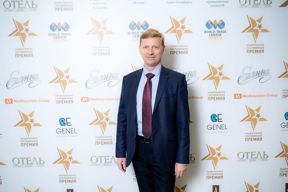 Алексей Мусакин, генеральный директор управляющей компании Cronwell