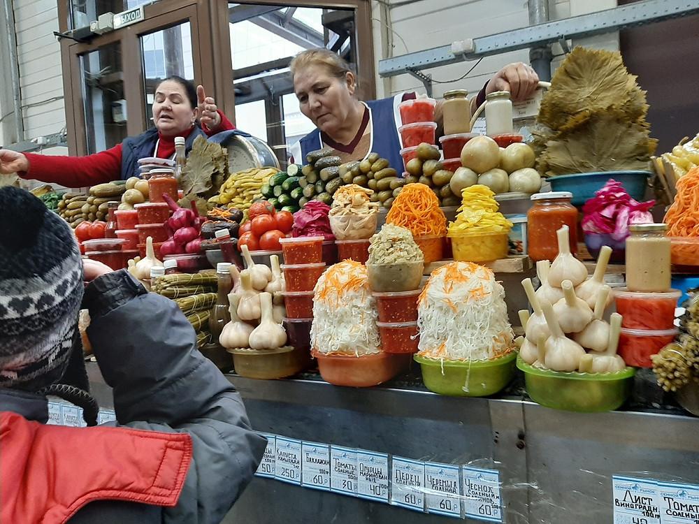 На Сенном рынке