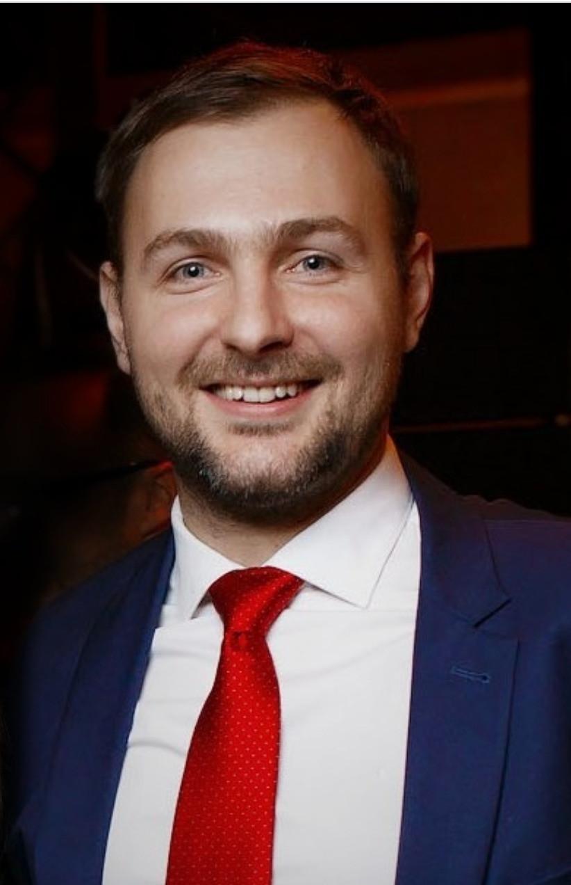 Максим Кораблёв-Дайсон, генеральный директор MKS Management Comapny (бренды Пхали-Хинкали и Хачо и Пури