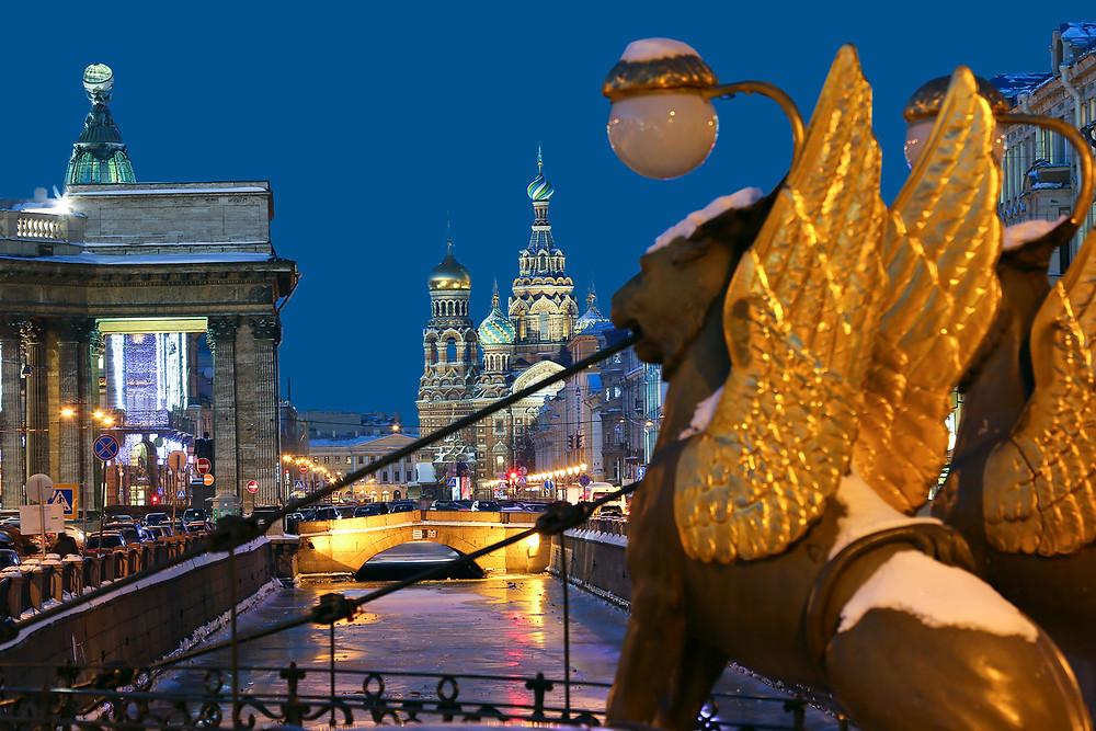Петербург постоянно получает награды как лучшее туристическое направление