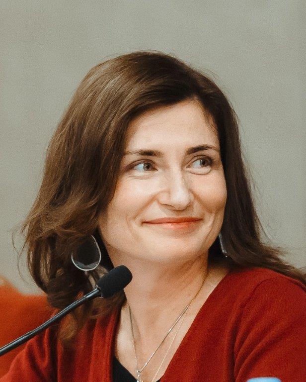Мария Чернобровкина, исполнительный директор АмЧам