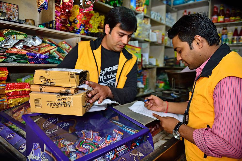 В Индии микрокредитование весьма популярно