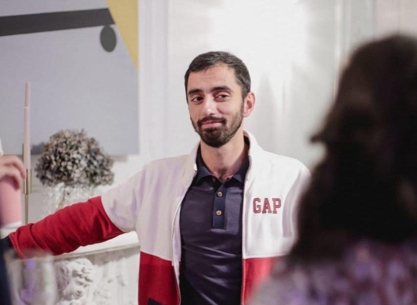 """Давид Эфендиев, совладелец частного садика """"Изюминка"""""""
