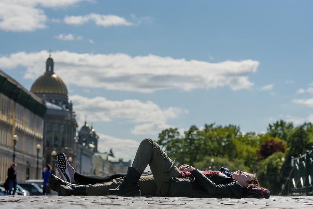 Петербург стал востребованным направлением молодежного туризма