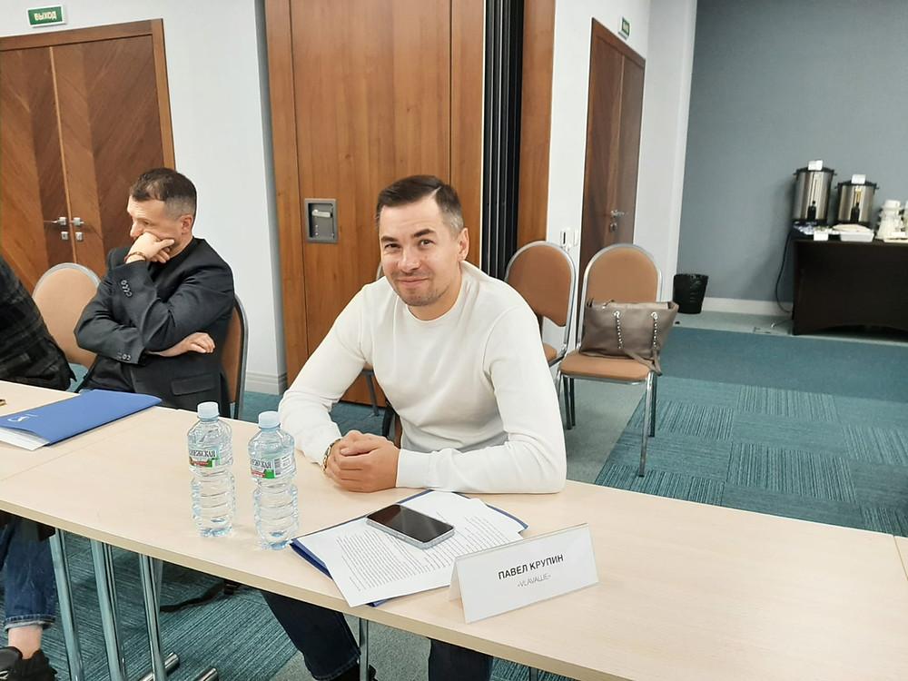 Павел Крупин, основатель сети VЛАVАШЕ