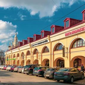 Андреевский рынок станет ресторанным кварталом