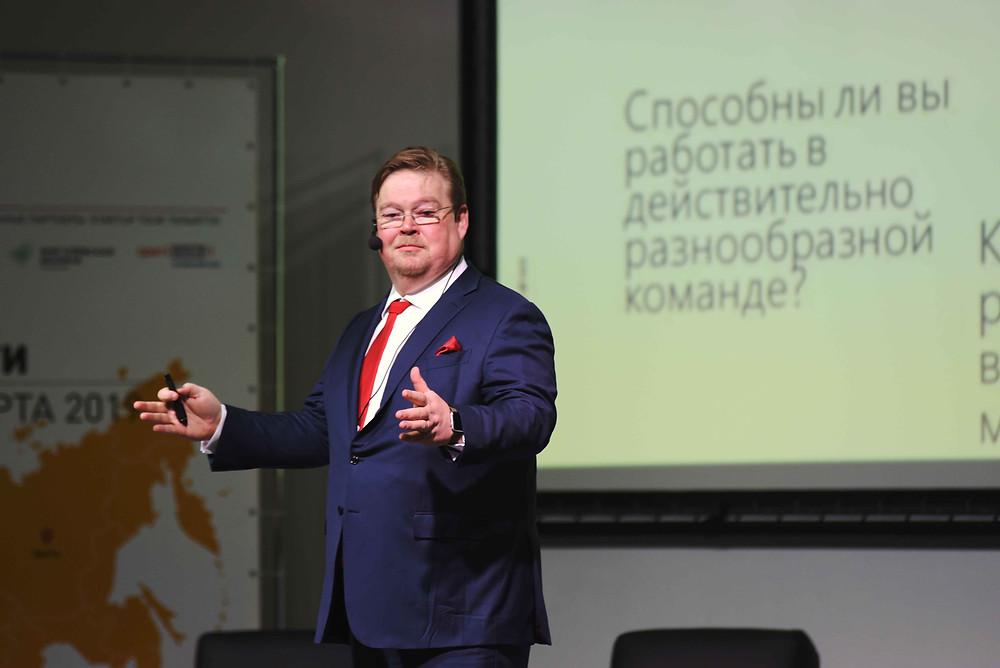 Пекка Вильякайнен, Председатель Совета директоров Skolkovo Ventures
