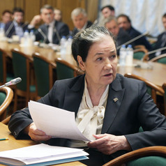 Галина Хованская вооружается европейским опытом
