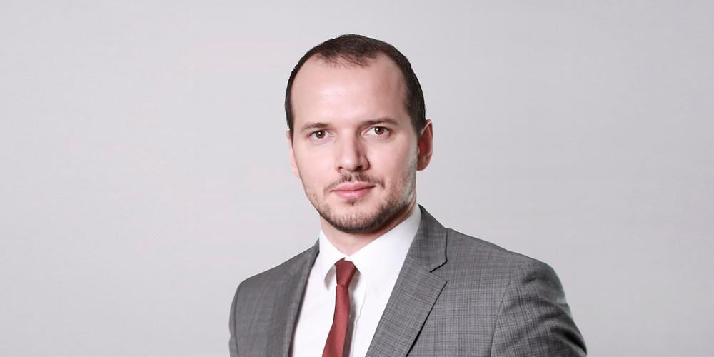 Александр Литвак, директор департамента Минэка