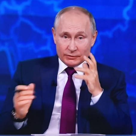 Путину рассказали о бедности и чудовищных расценках ЖКХ