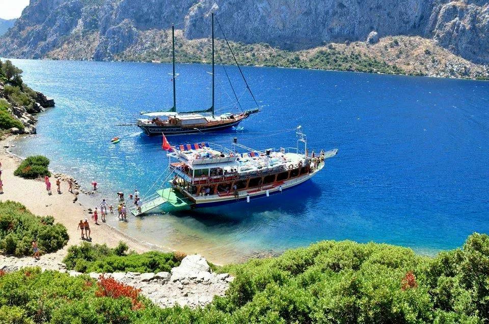 Турция. Недалеко от Мармариса