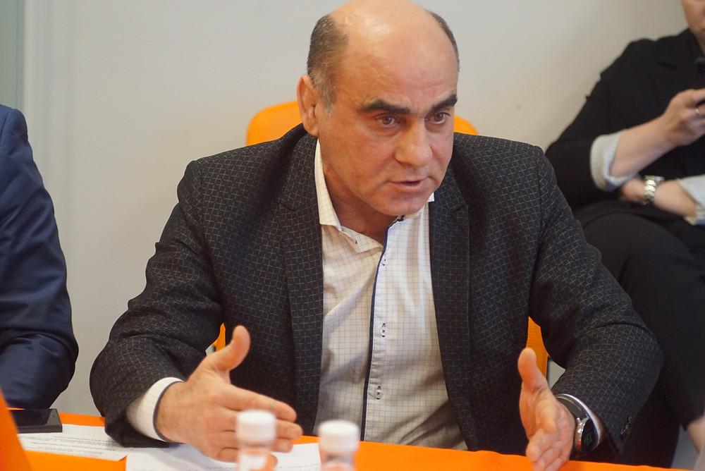 Ашот Эфендиев, предприниматель. Фото: ttfinance.ru