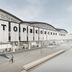 Торжковский рынок откроется с кухнями народов СССР