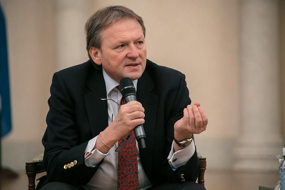 """Борис Титов: """"ИН не платит налог на дивиденды, выводя деньги на потребление"""""""