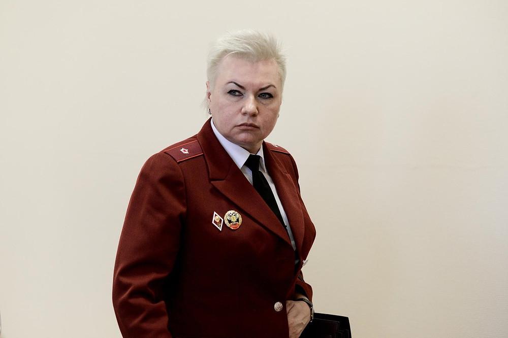 Главный санитарный врач по Петербургу Наталия Башкетова