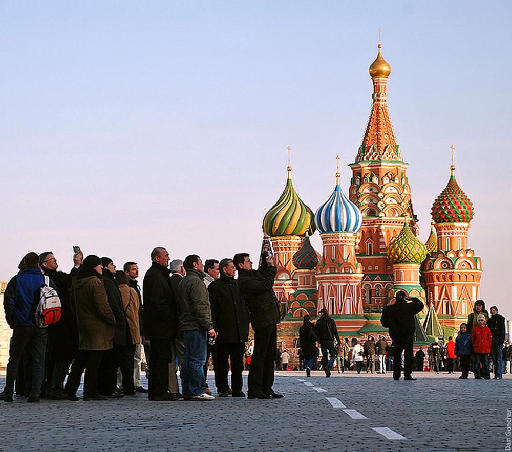 Правительство планирует развивать внутренний туризм