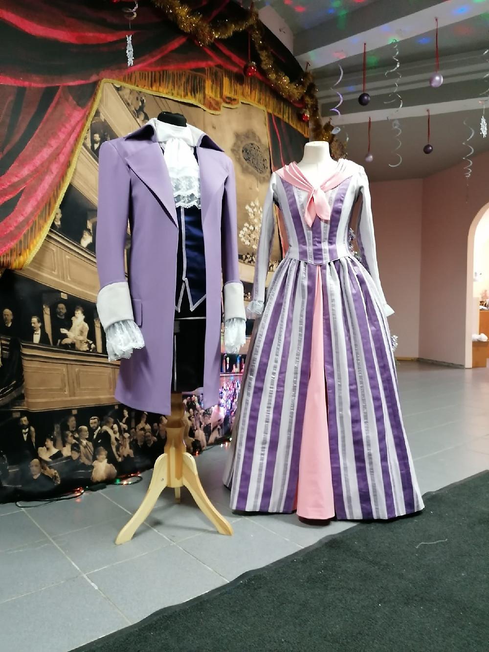 Один костюм в производстве обходится в 50 тысяч рублей