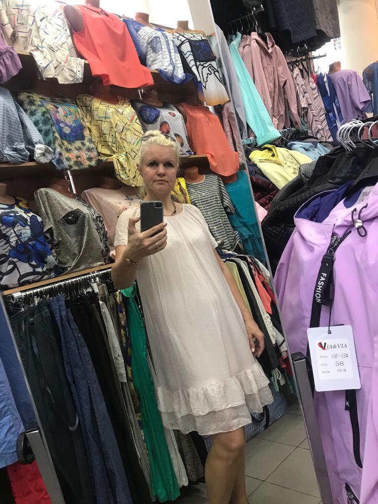 Татьяна Волощенко, сооснователь Ассоциации непродовольственной торговли Петербурга
