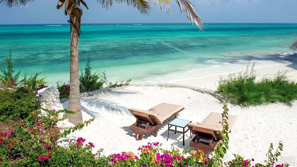 Занзибар продает свои океанские пляжи