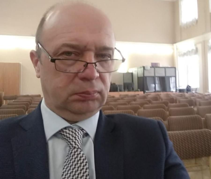 Вадим Тихонов в пору работы генеральным директором