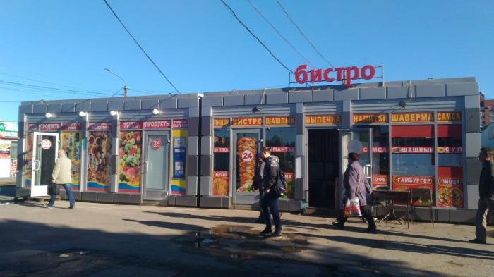 По окончанию договора аренды петербургские киоски продлевают свою жизнь с помощью договора на размещение