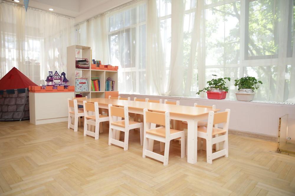 Детский сад посещают дети Крестовского и Петровского острова
