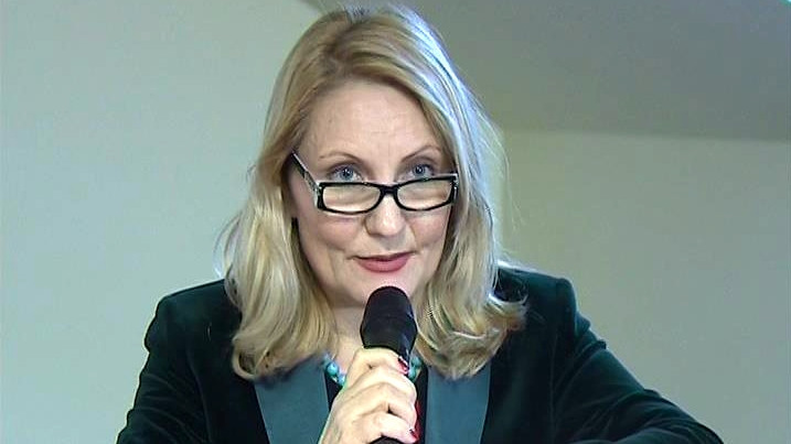 Елена Церетели, председатель ОС