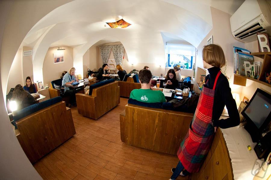 Zoom Cafe на Гороховой