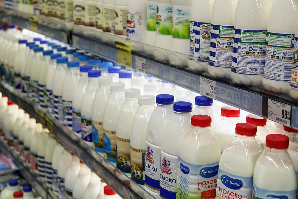 Маркировка молока даст наибольший эффект для экономики