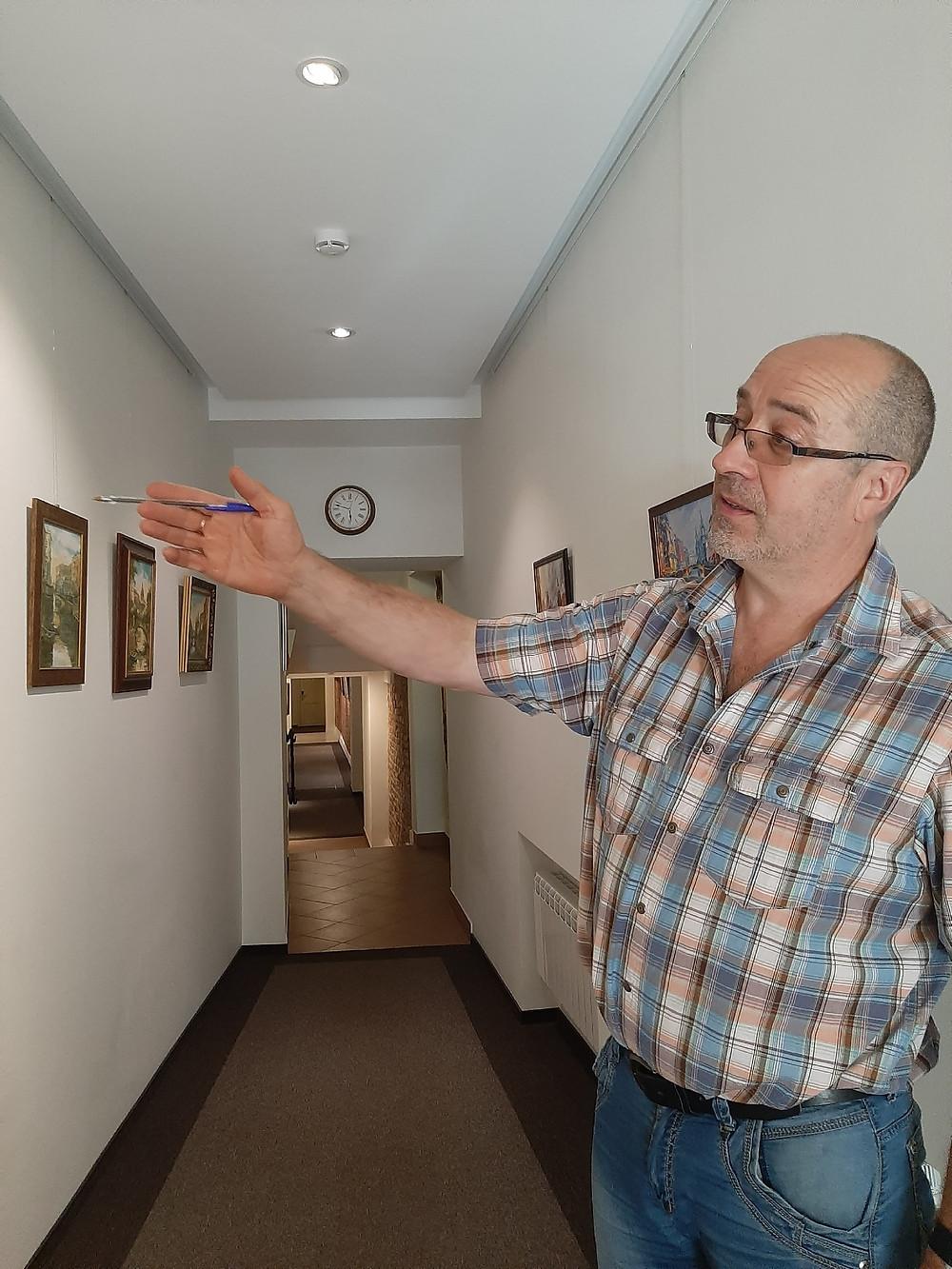 Валерий Фенько рассказывает о том, как велась реконструкция