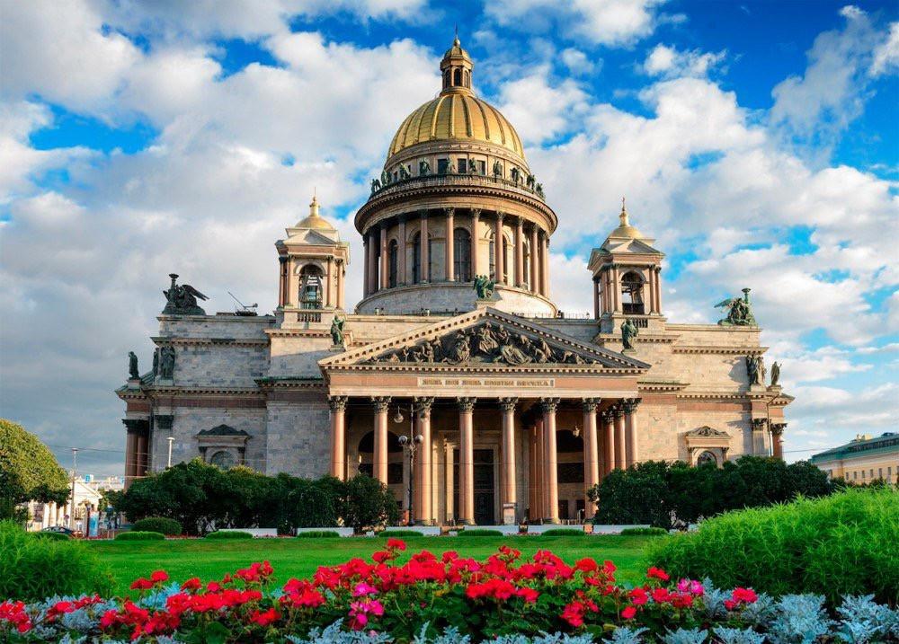 Музейный комплекс Исаакиевский собор заработает с 19 июля