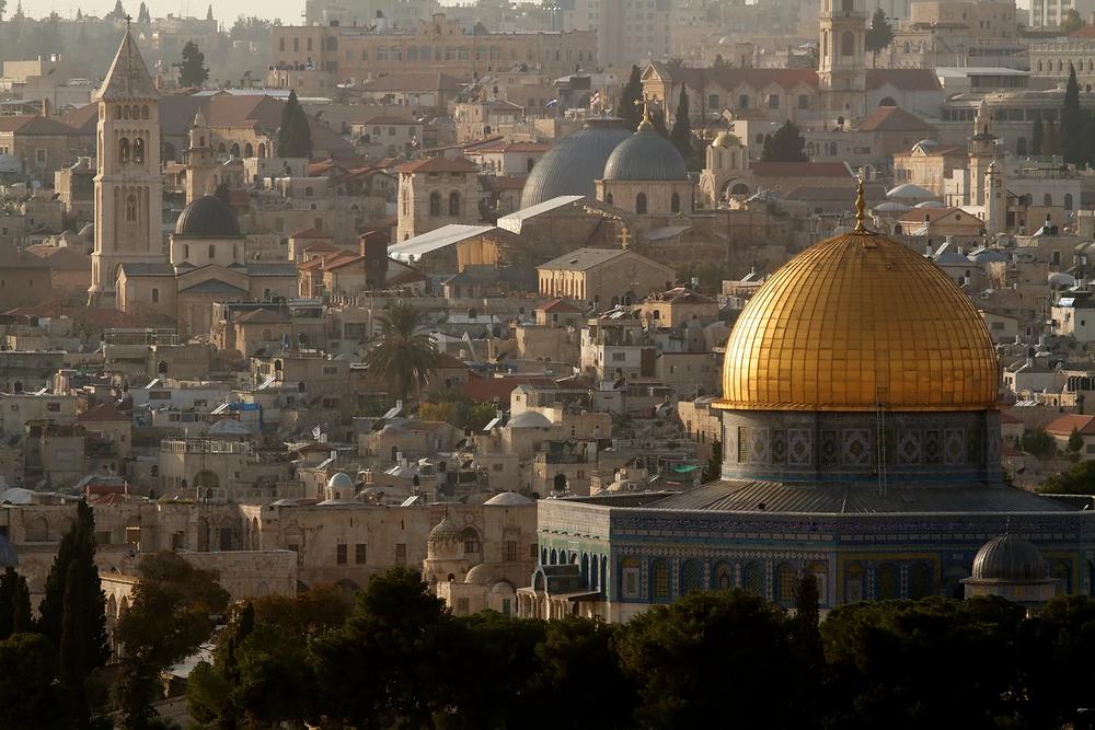 Израиль - популярное направление экскурсионного туризма