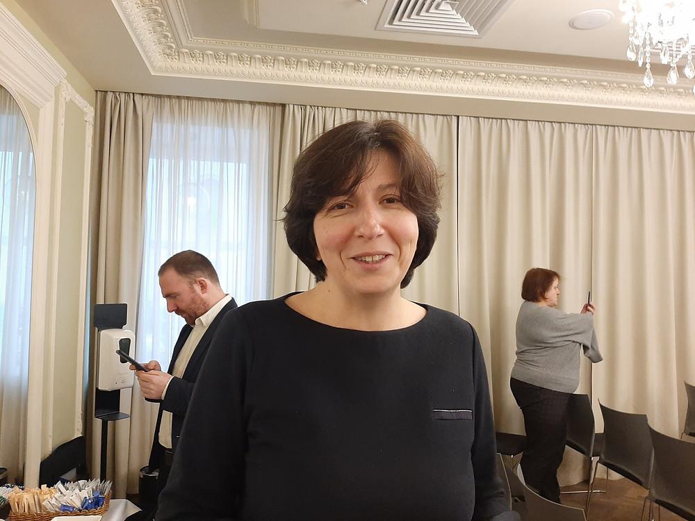 Виктория Шамликашвили: город должен жить