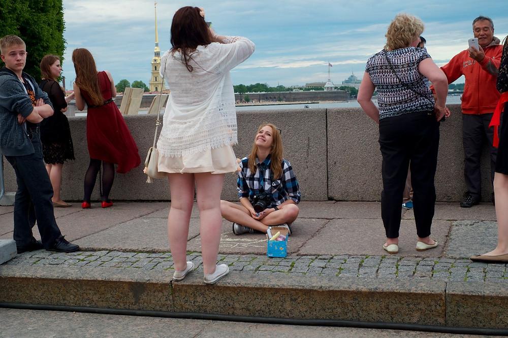 Когда туристы вернутся в Петербург - пока вопрос. Фото: МИХАИЛ БОРИСОВ