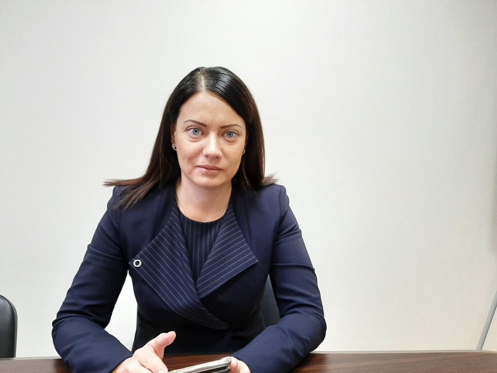 Александра Питкянен, исполнительный директор Фонда