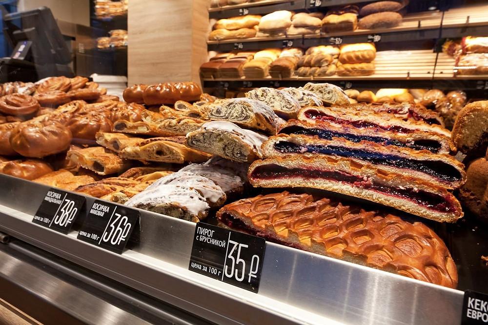 На улицах Петербурга могут появиться пироги