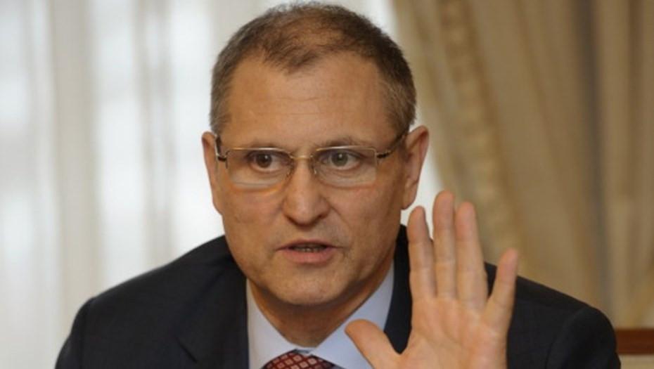 Евгений Елин, вице-губернатор Петербурга