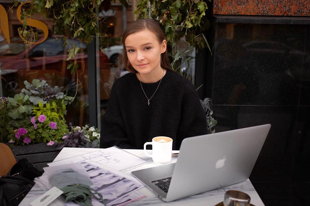 Юлия Меликова, создательница бренда купальников Melique. Фото Юлия Сигле