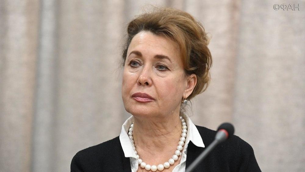 Ирина Иванова, депутат Законодательного собрания Петербурга