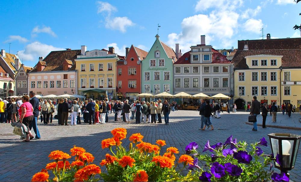 Таллинн становится направлением бизнес-эмиграции