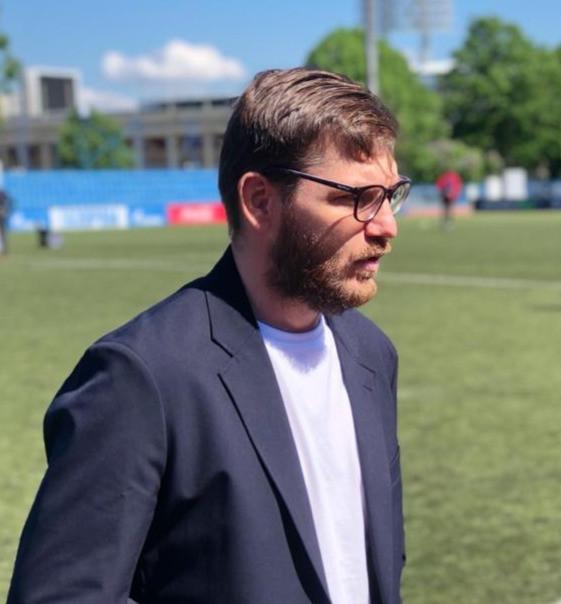 Алексей Игонин, депутат Законодательного собрания Ленобласти