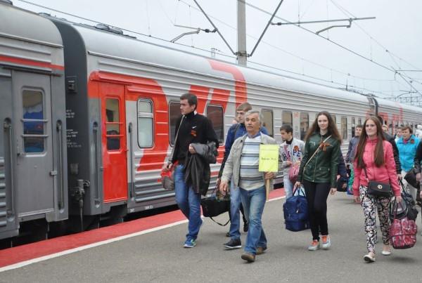 Между Петербургом и Москвой пустят дополнительные поезда