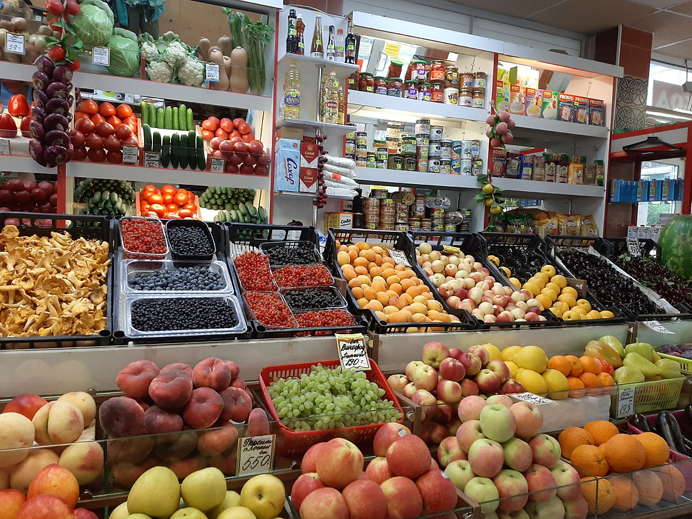 Плодово-овощной союз готов возить товар в маленькие магазины