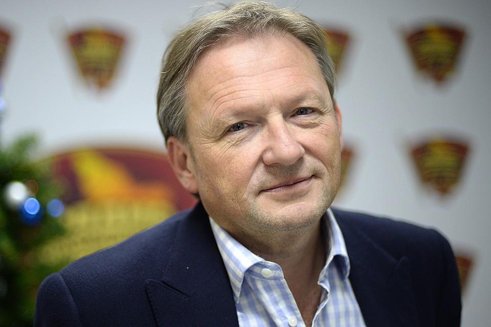 Борис Титов занимает пост бизнес-омбудсмена при президенте РФ с 2012 года