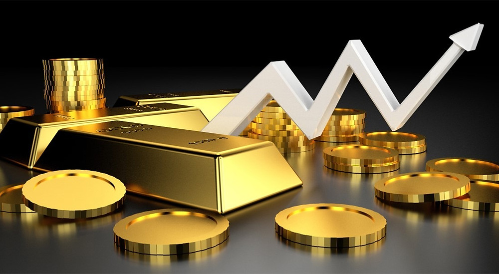 В 2020 году золото на пике достигало 60% роста