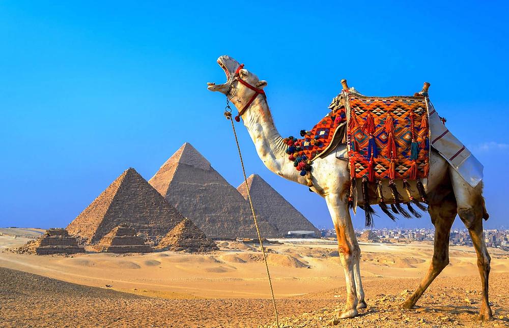 Путешественникам в Египет предлагают осмотреть пирамиды по пути на курорты
