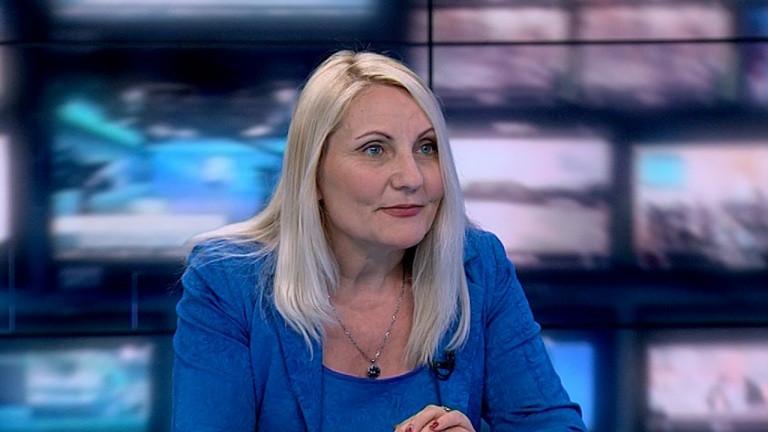 Елена Церетели, председатель Общественного совета